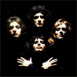 Queen - promo band wallpaper - #1977FM - BM