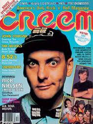 Rick Nielsen - Creem - December 1980 - promo cover