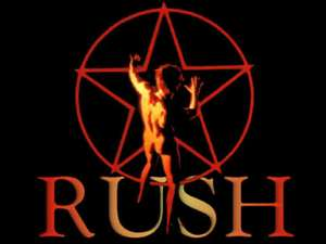 RUSH - classic logo - #337772014