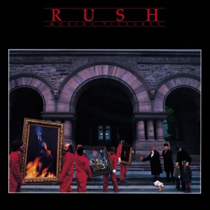 Rush - Moving Pictures - promo ablum cvr - #1977GLNP