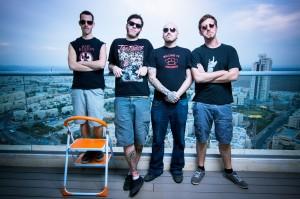 Shreadhead - promo band pic - #2014DEC