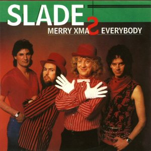 Slade - Merry Christmas Everybody - promo single - 45rpm - cover sleeve - #1972S
