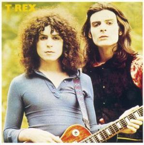 T. Rex - promo album cover pic -  #1970MB