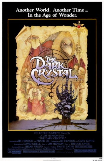 The Dark Crystal - promo movie poster - #1982JH