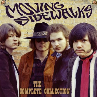 The Moving Sidewalks - The complete collection - promo cover pic - Billy Gibbons