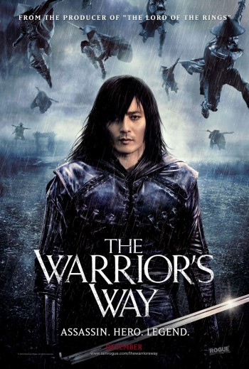 The Warriors Way - promo movie poster pic - #2010WW