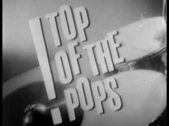 Top Of The Pops! - Original TV show logo - #1966JHE