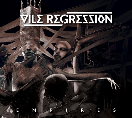 Vile Regression - Empires - EP - promo cover pic - 2014VR