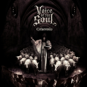 Voice Of The Soul - Catacombs - promo album cover pic - 2014