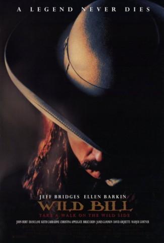 Wild Bill - promo movie poster pic - #1995GB