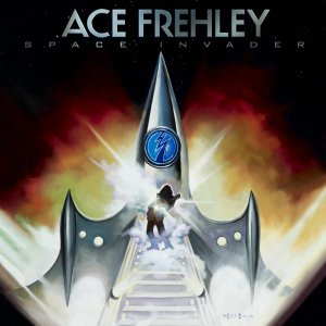 Ace Frehley - Space Invader - Promo cover pic - #2014AFMO