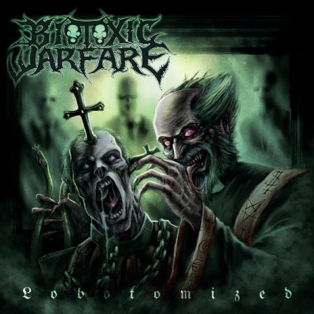 Biotoxic Warfare - Lobotomized - promo cover pic - #2015BW