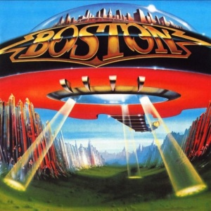 Boston - Dont Look Back - promo album cover pic - #1978TSB