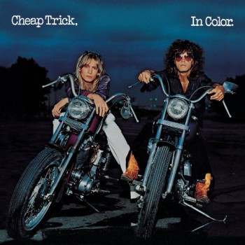 Cheap Trick - In Color - promo cover pic - #777CTMO