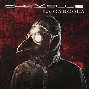 Chevelle - La Gargola - promo album cover pic - #2015CMO