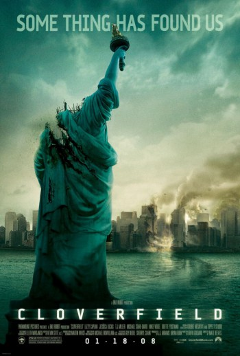 Cloverfield - promo movie poster pic - #2008C