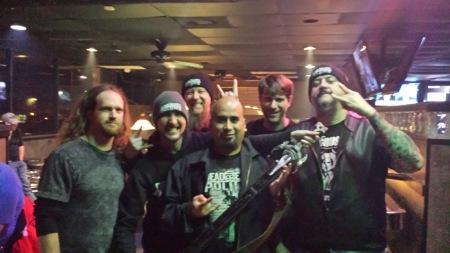 Dead Earth Politics - promo band pic - #2015DEPMO2