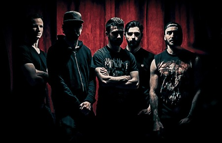 Deep In Hate - promo band photo - #2015DIH