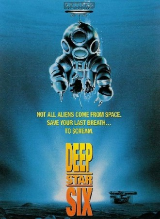 Deepstar Six - promo movie poster pic - #1988SFM