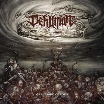 Dehuman - Graveyard Of Eden - promo cover pic - #2014DMO1