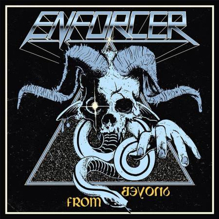 Enforcer - From Beyond - promo album cover pic - #2015E