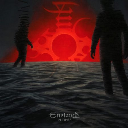 Enslaved - In Times - promo album cover pic - #2015EBM