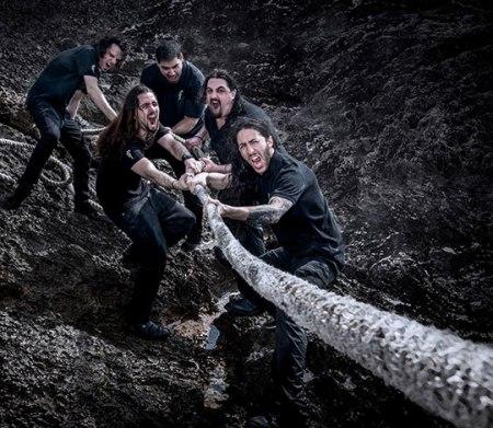 FERIUM - promo band pic - #2015 - FIM
