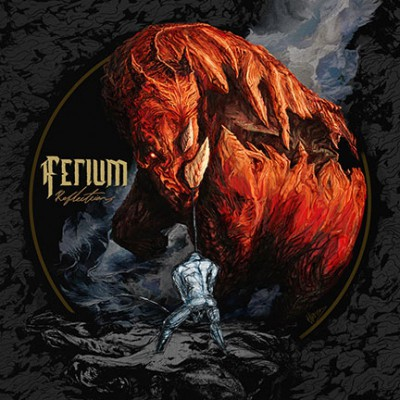 Ferium - Reflections - promo album cover pic - #7788FIM
