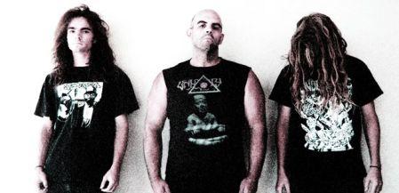 Ghoulghota - promo band photo - Nov - 2014 - #33GDDM