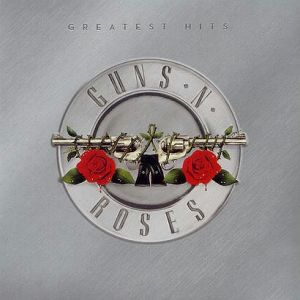 Guns N Roses - Greatest Hits - promo album cover pic - #777GNR