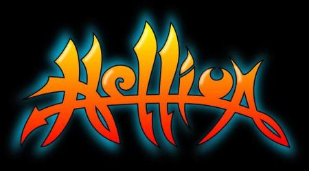 Hellion - classic band logo - #2015ABH
