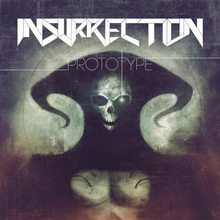 Insurrection - Prototype - promo album cover pic - 2015 - #33IDM