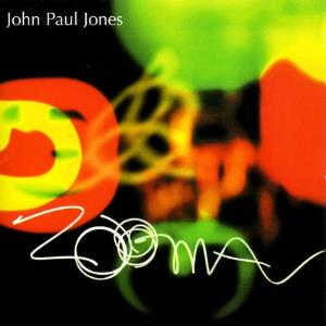 John Paul Jones - Zooma - promo album cover pic - #1999