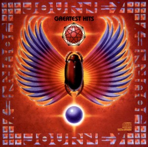 Journey Greatest Hits - promo album cover - #336SPNS