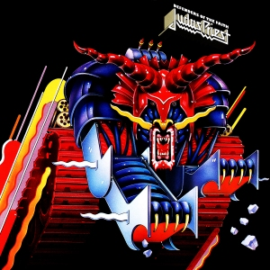 Judas Priest - Defenders Of The Faith - promo album cover pic - #1984RHGT