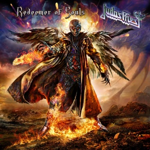 Judas Priest - Redeemer Of Souls - promo cover pic - #2014JPMO