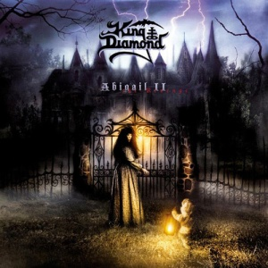 King Diamond - Abigail II - The Revenge - promo album cover pic - #2002MO