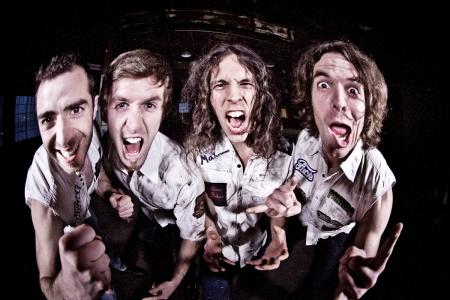 Kolony - promo band pic - #2015KAMR