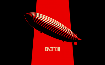 Led Zeppelin - Mothership - background poster promo pic - #3377LZZOSO