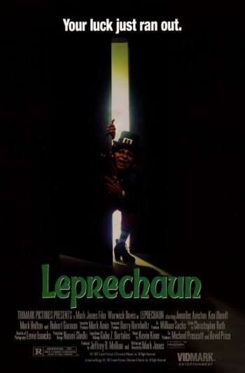 Leprechaun - promo movie poster pic - #1991LM
