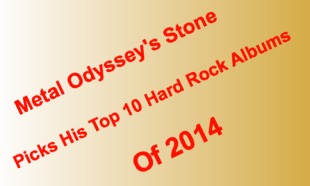 Metal Odyssey - Stone - Hard Rock Albums Of 2014 - banner - #33777