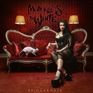 Motionless In White - Reincarnate - promo album cover pic - #2014CM