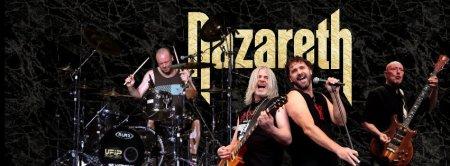 Nazareth - promo band banner pic - #2014PA