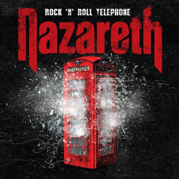 Nazareth - Rock 'N' Roll Telephone - promo album cover pic - #2014PA