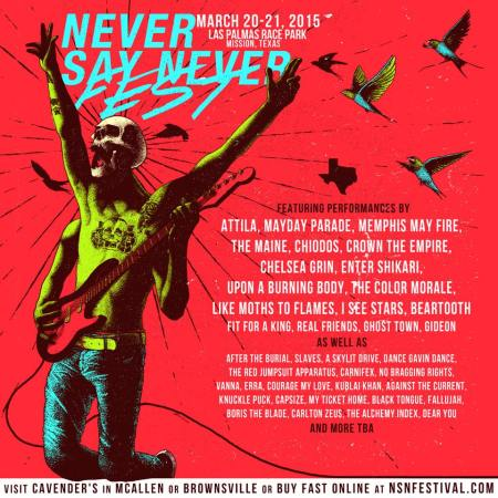 Never Say Never Fest - 2015 - March - #3303