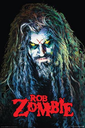Rob Zombie - promo poster pic - #7766RZSD