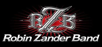 Robin Zander Band - band logo - #2014RZBMO