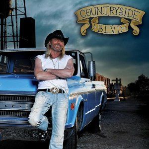 Robin Zander - Countryside Blvd - promo album cover - #2010RZMO