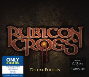 Rubicon Cross - Deluxe Edition Cover pic - #2014RCMO1