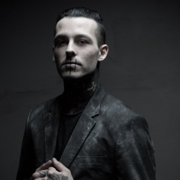 Ryan Sitkowski - Motionless In White - publicity pic - #2014RSMIW
